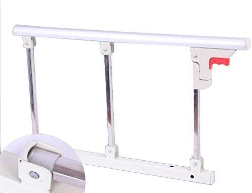 先輩患者医療補助デバイス用の安全アダルトベッドレール、高齢大人のための折り畳み式ベッドサイド手すりベッド秋予防