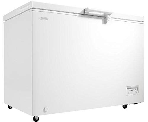 9 cubic feet chest freezer - 6