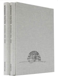Norman Foster: Drawings, 1958-2008 - Galiano Collection