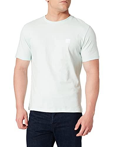 BOSS Tales T-Shirt, Open Green340, XX-Large Uomo