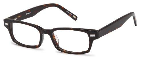 Unisex Wayfarer Glasses Frames Tortoise Prescription Eyeglasses Rxable - Online Glasses Prescription Frames