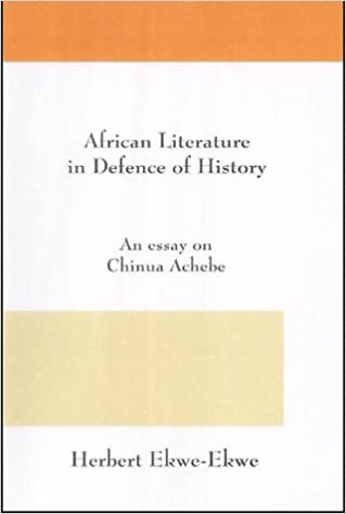 Chinua Achebe Essay Essay On Things Fall Apart By Chinua Achebe After Empire The New I M  Positive That