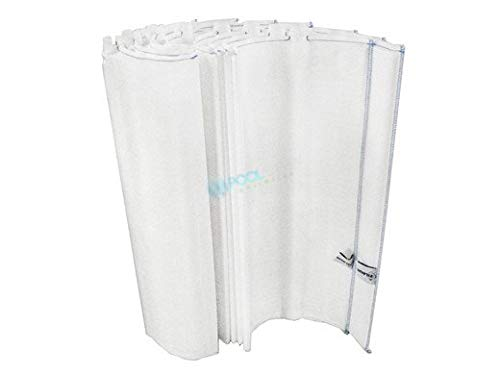 Hayward Complete Replacement Set of Pro-Grid 48 sq ft Filter Grids (7 full-size, 1 short span) - -