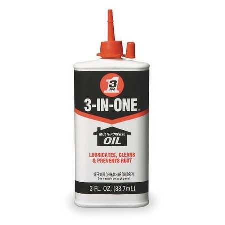 Oil, Multi Purpose (3 In 1 Oil)