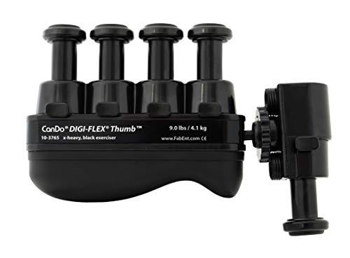 CanDo 10-3765 Digi-Flex Thumb, X-Heavy, Black