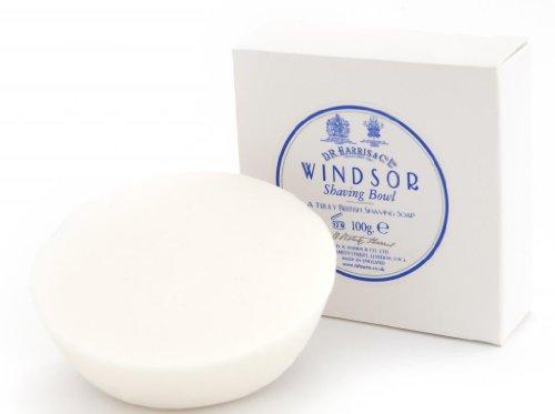 D.R.Harris & Co Windsor Triple-Milled Shaving Soap Refill - English Soap Shaving