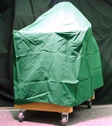 Fabulous Big Green Egg Ventilated Compact Table Cover Amazon Co Uk Beutiful Home Inspiration Truamahrainfo