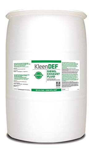 Diesel Exhaust Fluid DEF, 55 gal., Drum