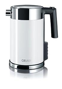 Gebr Graef Wk701 Wasserkocher Mit Temperatureinstellung Edelstahl
