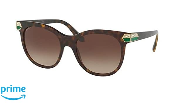 Bvlgari Mujer 0Bv8185B 501/8G 55 Gafas de sol, Negro (Black ...