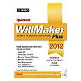 quicken 2012 software - Quicken(R) WillMaker Plus 2012, Traditional Disc