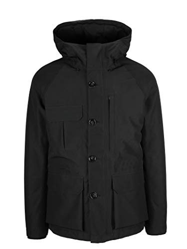 Nero Wocps2571go011578 Uomo Woolrich Outerwear Giacca Poliestere gKq7FaXwH