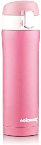 Insulated stainless steel bottle 16 oz, pink Model (15854-21751-15381-17386)