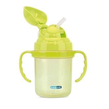 Bebé Due 80163 - Vasos con boquilla: Amazon.es: Bebé