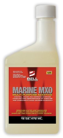 Bell Performance - Marine MXO Marine Gas and Ethanol Treatment - 1 Case (12-16 oz.) - SAVE 17% by Bell
