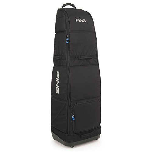 PING Golf Men's Rolling Travel Cover, Black