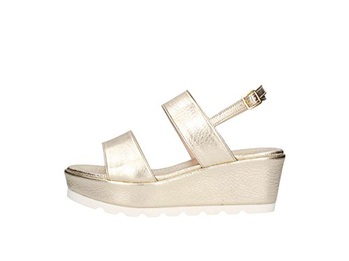 Martina B..... Mbss18-283-sl Sandal Women Platinum