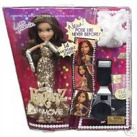 Bratz The Movie Star Yasmin Doll/Camera