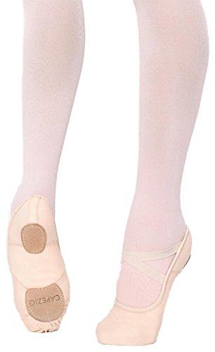 Capezio Damen Hanami Ballettschuh, Hellrosa, 12W