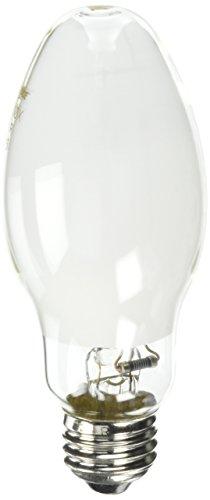 Satco S4377 3900K 100-Watt Coated Medium Base ED17 Mercury Vapor (High Pressure Mercury Lamp)