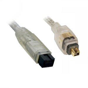 Ex Pro 1m Premium Gold Firewire 800 Cable