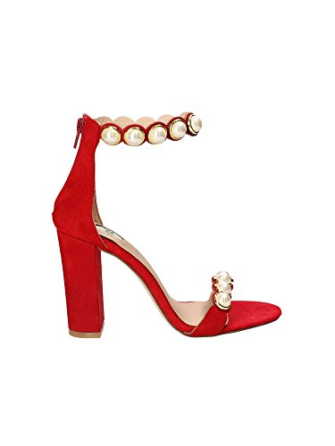 Exe Tacco Donna 40 Rosso Sandalo G47004095704 YwTp6