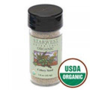 Organic Celery Seed Jar 1.76 Oz - Starwest Botanicals by Starwest Botanicals