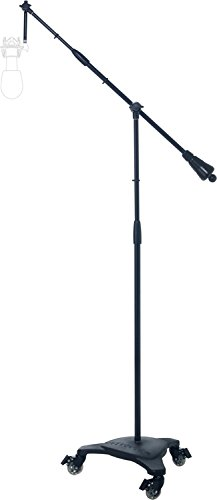 Ultimate Support ULTIMATE Studio Series Microphone Boom Stand w/Adjustable Counter Weight MC125