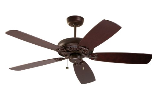 Emerson Ceiling Fans CF4501VNB Crown Select Indoor Ceiling Fan, Blades Sold Separately, Light Kit Adaptable, Venetian Bronze Finish