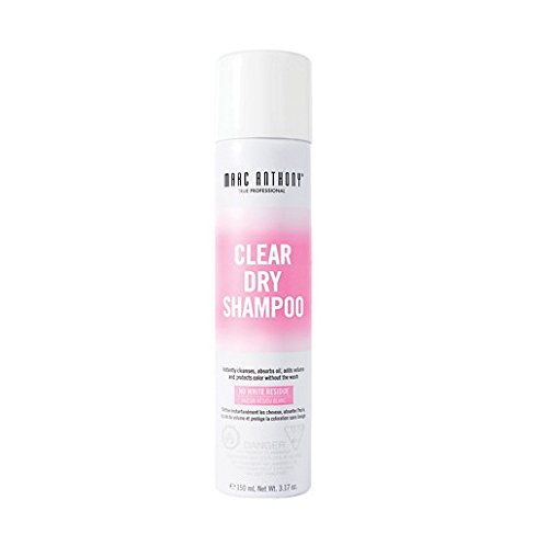 Marc Anthony True Professional 2nd Day Clear Dry Shampoo for All Hair Types 3.17 oz (150 ml)