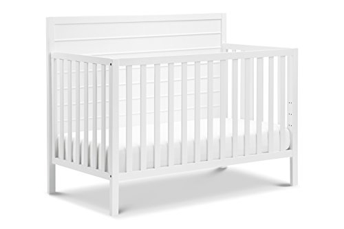 Carter's by DaVinci Morgan 4-in-1 Convertible Crib, White ()