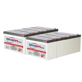 APC / Dell Smart-UPS 3000 Rack Mount 3U (DL3000RM3U) - Brand New Compatible Replacement Battery Kit