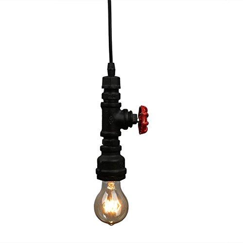 de Tubo techo lámpara vintage para colgante de colgar 4R3AjqL5