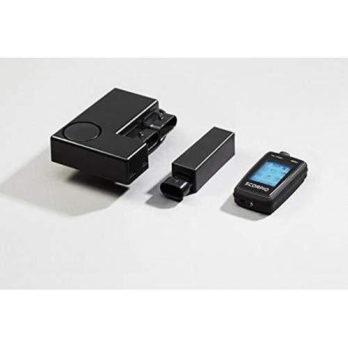 Scorpio SRX 950 SR X950 RFID 2 v/ías Sistema de Alarma de Seguridad FM
