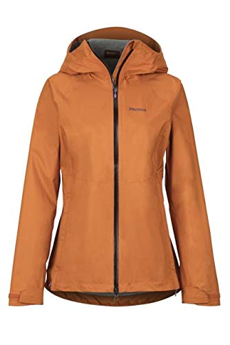Marmot PreCip Stretch Jacket - Women's, Bonfire, Medium, 36590-9278-M (Bonfire Women Jackets)