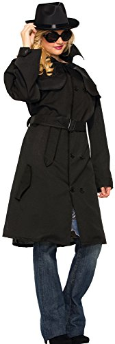 [Forum Novelties Women's The Flasher Female Costume, Multi, Standard] (Female Flasher Adult Costumes)