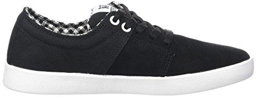 II white White Uomo Supra Stacks Sneaker Noir Black vSH5S4qxn