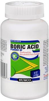 Boric Acid Powder Nf - 7