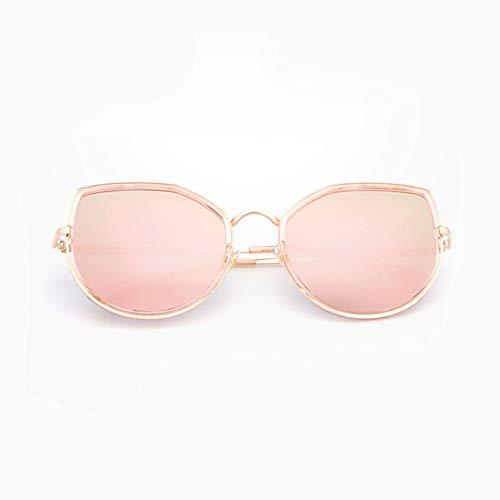 avec Métallique Mode De De Lunettes Pink Lunettes Irrégulière; Ossature Polarisée De Soleil Étoile Soleil À des 0qfxw8vUxI