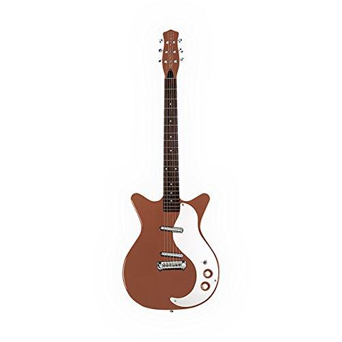 Danelectro '59M NOS+ Double Cutaway Electric Guitar (Copper)
