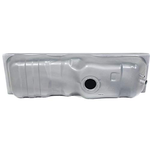 16 Gallon Fuel Tank For 75-81 Chevrolet C10 K10 Silver