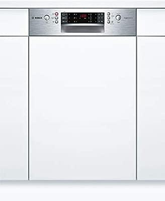 Bosch Serie 6 SPI66TS00E lavavajilla Totalmente integrado 10 ...