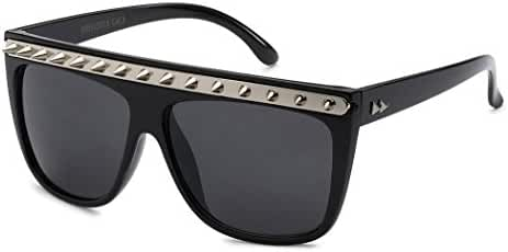 Gothic Spiked Studded Vintage Sunglasses