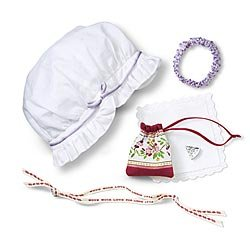 American Girl Felicity's (Lace Edged Handkerchief)