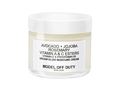 31R8%2BlYtYpL - Model off Duty Beauty Dream Glow Moisture Cream | Anti Aging Face Cream, Neck Cream, Vitamin C Cream, Vitamin E Cream | Natural Face Moisturizer For Acne Scar Removal, Dark Circles & Wrinkle | 2.0 oz