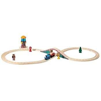Thomas And Friends Wooden Railway - Water Tower Figure 8 Set