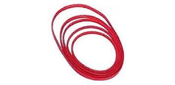 Guarnizioni Siliconiche Alta Temperatura - Tubi Canne Fumarie - 250 MM UTIL.FER