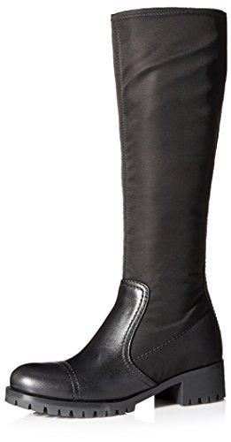 Prada Linea Rossa Women's Tall Boot, Nero, 36 M EU/6.5 M US