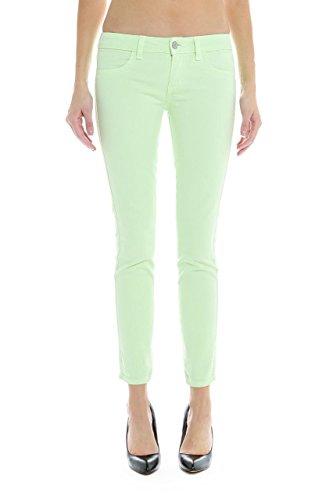 Siwy Hannah In Honeydew Jeans