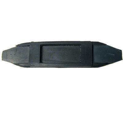 - Rubber Curb Guard Black For Curb Chains On Pelhams/Kimblewicks/Weymouth Bits etc. by William Hunter Equestrian